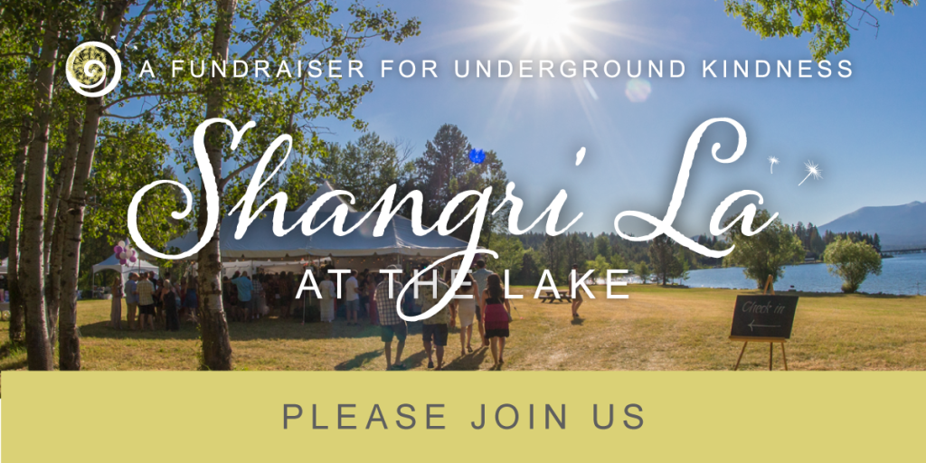 Please join us at Shangri La at the Lake